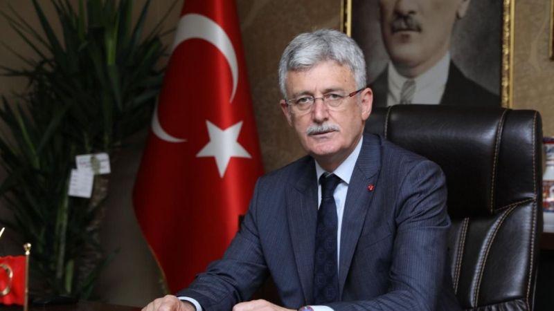 Başkan Ellibeş, Kızılcahamam kampına katıldı
