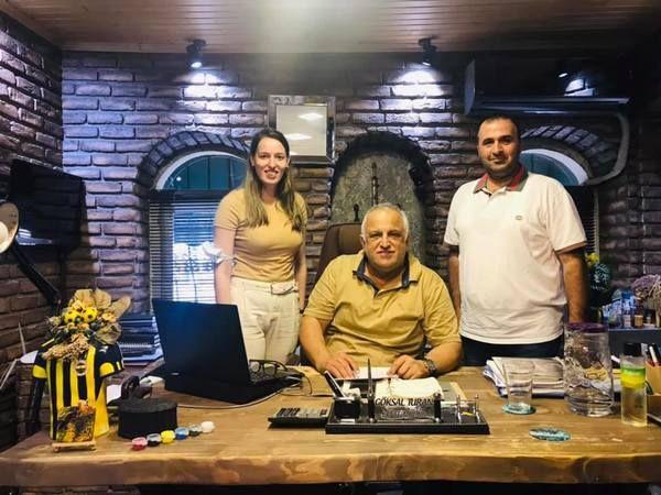 İhsaniyespor Cadence Boya sponsorluğu devam ediyor