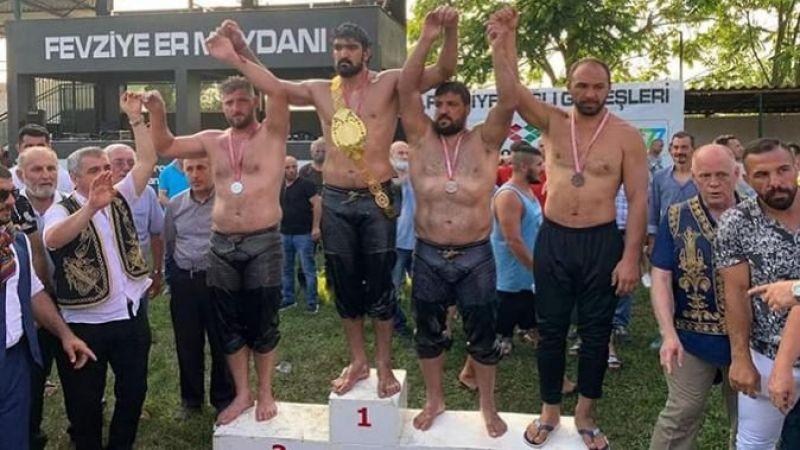 Başpehlivan Gürel, 2. oldu