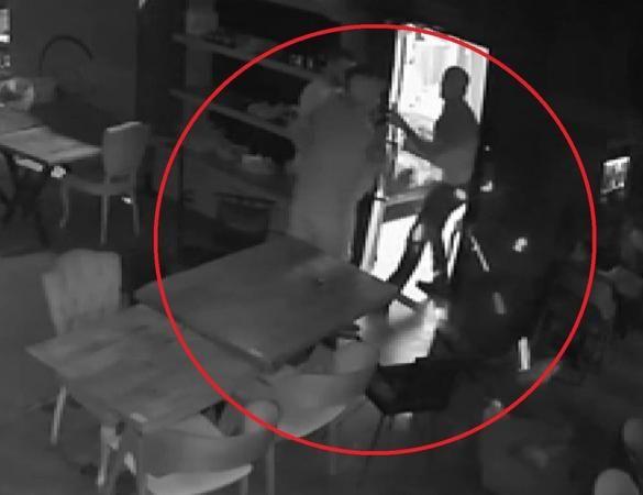 Birol Kibar'ın öldüğü, silahlı kavganın görüntüleri ortaya çıktı