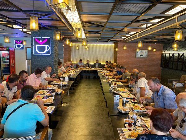 Gölcükspor Kulüp başkanlarını ağırladı
