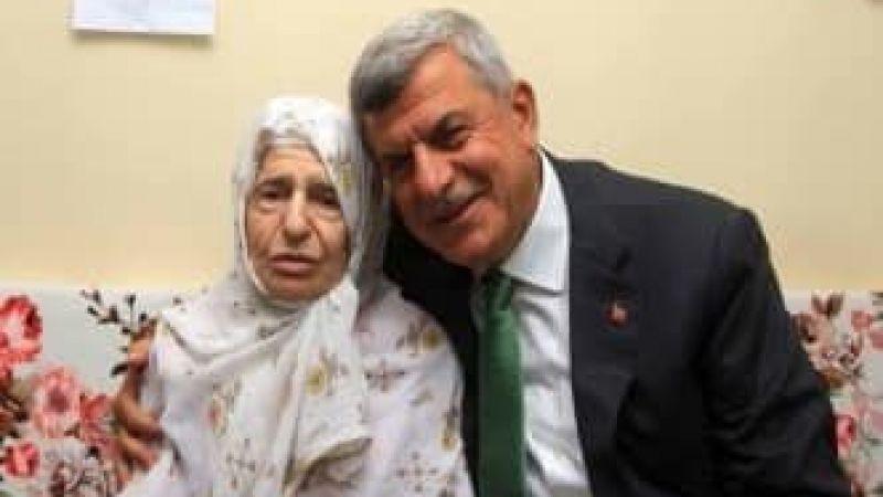Karaosmanoğlu'nun anne acısı