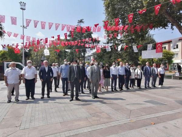 Millet İttifakından 30 Ağustos kutlaması