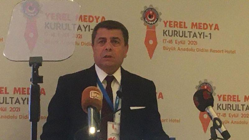 Türk Metal'den bir ilk; Yerel Medya Kurultayı başladı