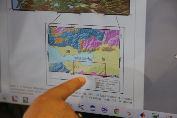 Gölcük ve çevresinin depremlere karşı vereceği tepki ortaya çıkartılacak