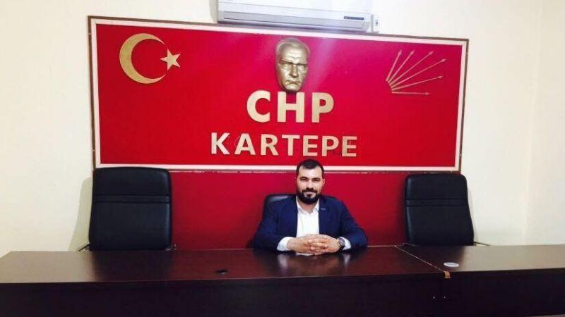 Cihan Çakır ilçe başkan adaylığını açıkladı