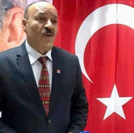 CHP'ye acı haber; İlçe Başkanı öldü