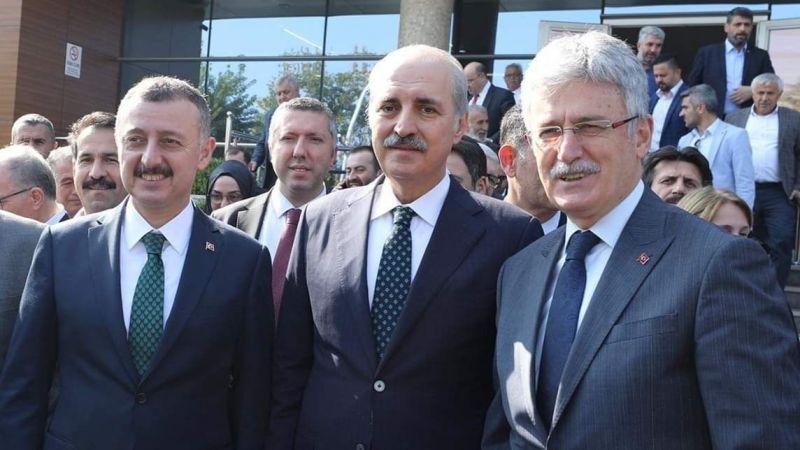 AK Parti'de Numan Kurtulmuş'la 107.Genişletilmiş Danışma Toplantısı