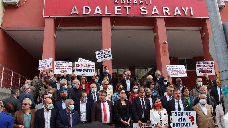 """""""İzmit'in Sembolü Belsa Plaza'yı SGK kimlere peşkeş çekti?"""""""