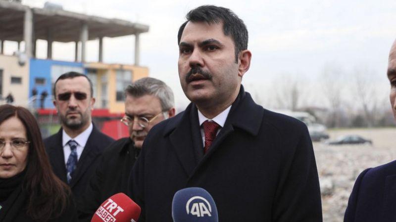 Murat Kurum: Kanal İstanbul üzerinden prim yapılmasına müsaade etmeyeceğiz!