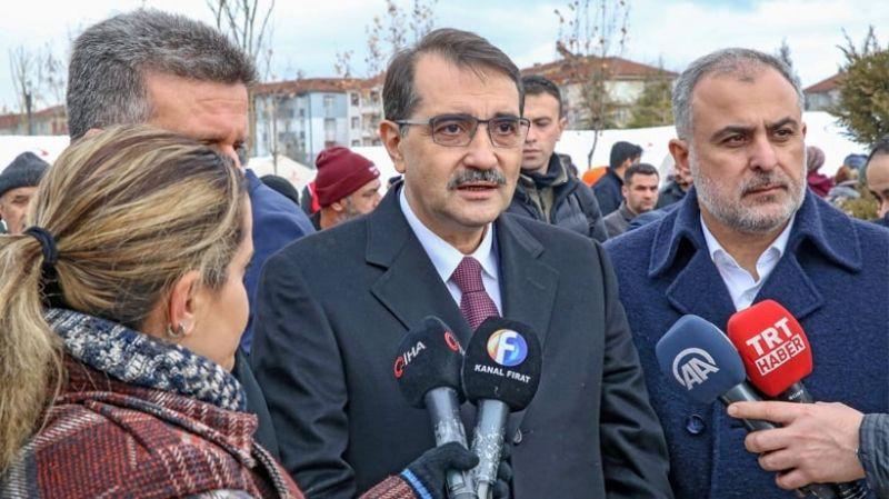Elazığ ve Malatya'da ocak ayındaki faturaların ödemeleri 90 gün ertelendi