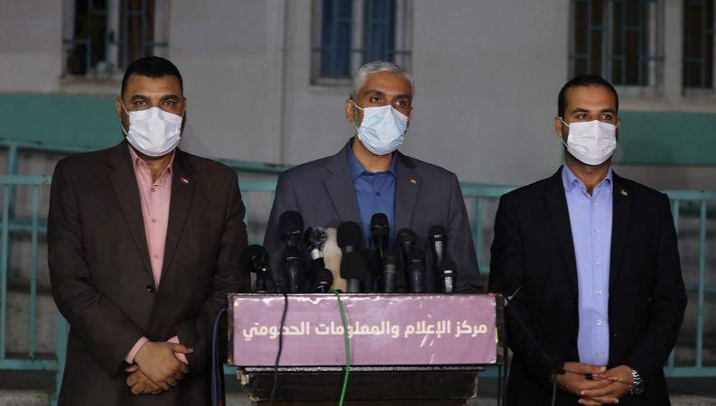 'Gazze, Kovid-19 nedeniyle felaketin eşiğinde'