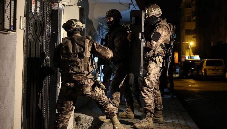 İstanbul'da 28 adrese PKK/KCK operasyonu: Şişli Belediyesi Başkan Yardımcısı da gözaltında!