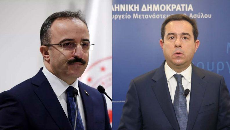 İçişleri Bakanlığı Sözcüsü: Yunanistan Göç Bakanı yanlış bilgilerle suçlarını örtmeye çalışıyor!