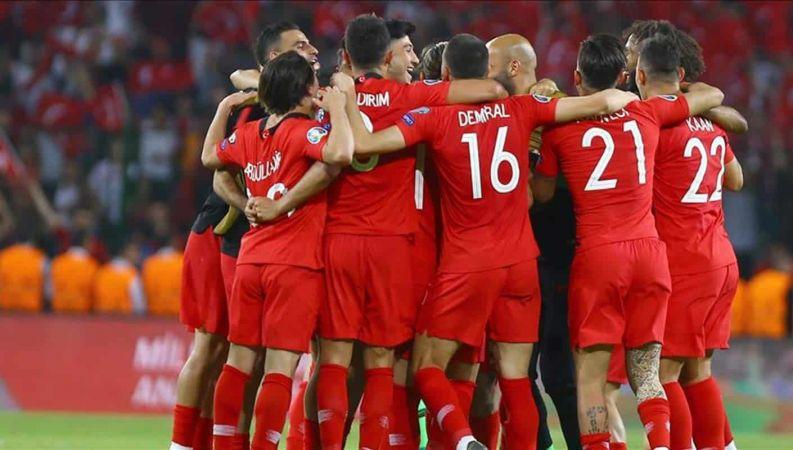 Türkiye'nin 2022 FIFA Dünya Kupası Elemeleri'ndeki rakipleri belli oldu
