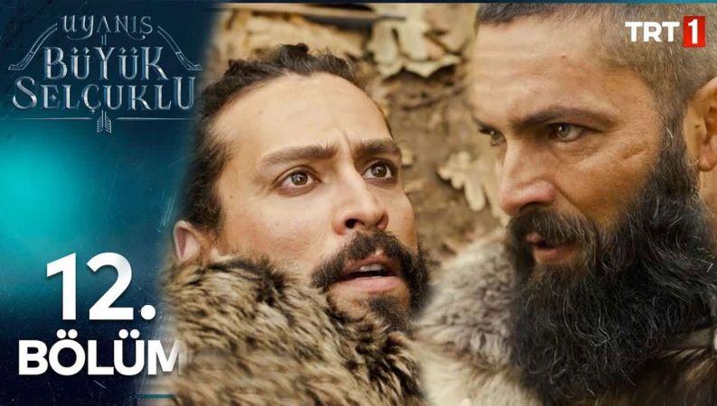 Uyanış Büyük Selçuklu 12. Bölüm tek parça kesintisiz izle! Uyanış Büyük Selçuklu son bölüm HD ful izle!