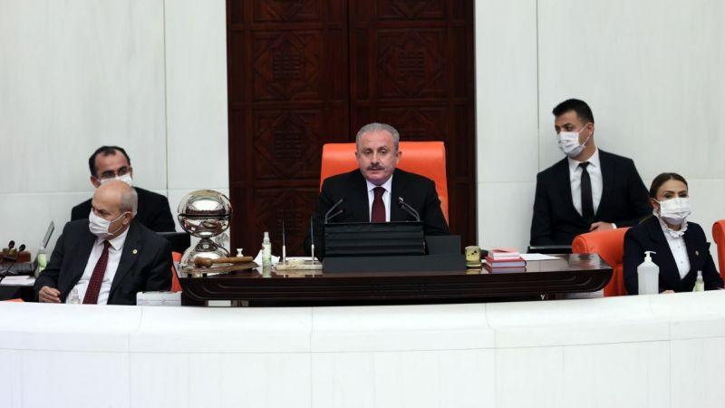 Mustafa Şentop: Millet iradesini yok sayanlar en büyük zararı devletimize verdi!