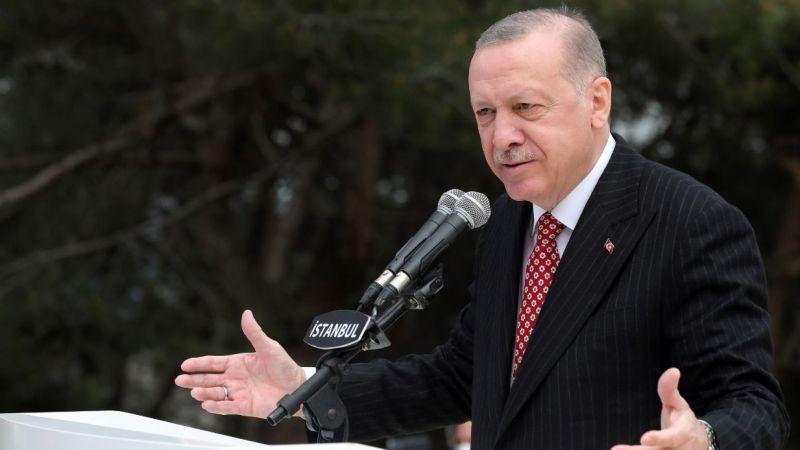 Cumhurbaşkanı Erdoğan: Güçlü Türkiye'nin inşası yolunda adım adım ilerliyoruz