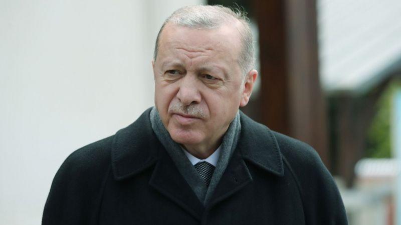 Cumhurbaşkanı Erdoğan Çamlıca Camisi'nde cemaate seslendi