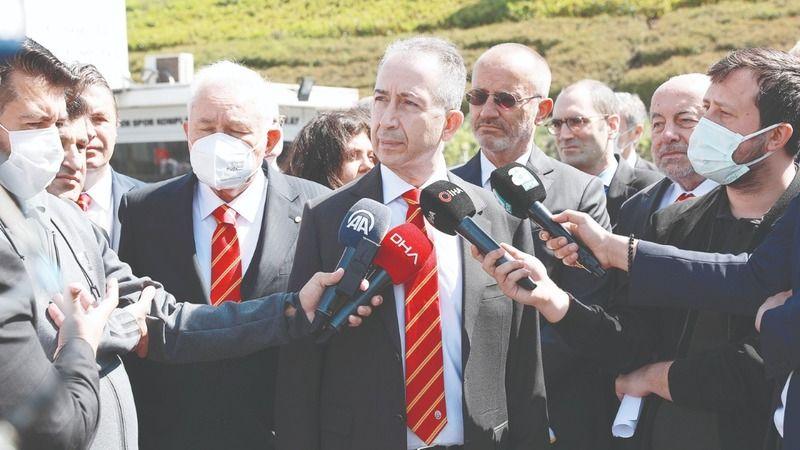 Albayrak: Galatasaray'ı zora sokmayın!