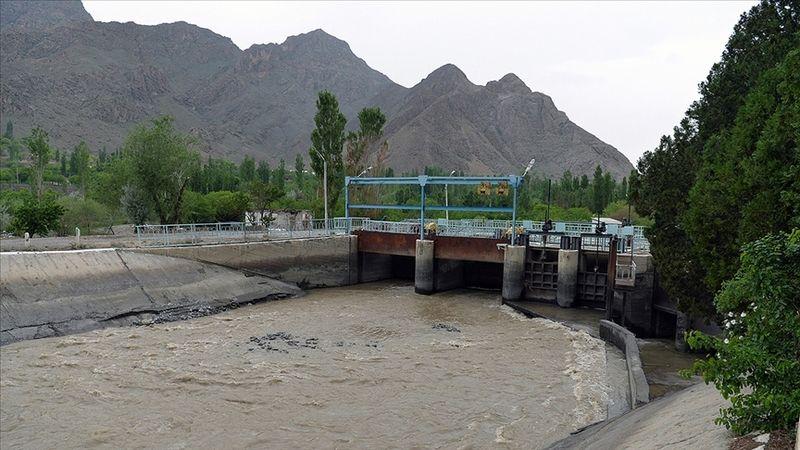 Kırgızistan Tacikistan çatışmasına neden olan su dağıtım şebekesi modernize edilecek