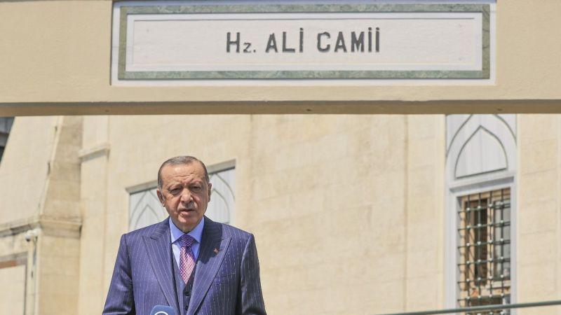 Cumhurbaşkanı Erdoğan: Yeni anayasa çalışmalarında bizim de hazırlığımız bitmek üzere