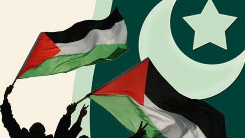 Pakistan Filistinli kardeşlerini unutmadı