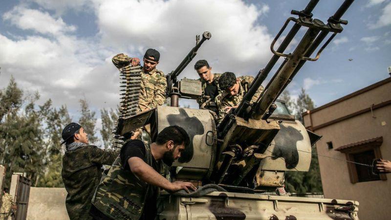 Libya ordusuna bağlı  Öfke Volkanı'ndan hükümete gönderme: Gücümüzü sahada göreceksiniz!