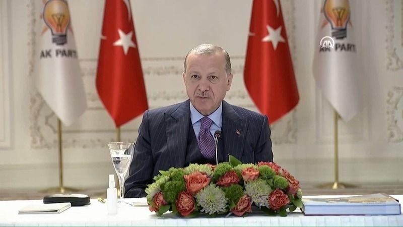 Cumhurbaşkanı Erdoğan, 81 ilden 560 gençle buluştu