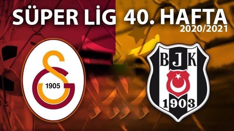 Galatasaray - Beşiktaş maçının muhtemel 11'leri