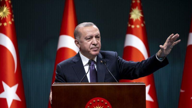 Cumhurbaşkanı Erdoğan'dan AB'ye mesaj: Yeni vizyona ihtiyaç var!