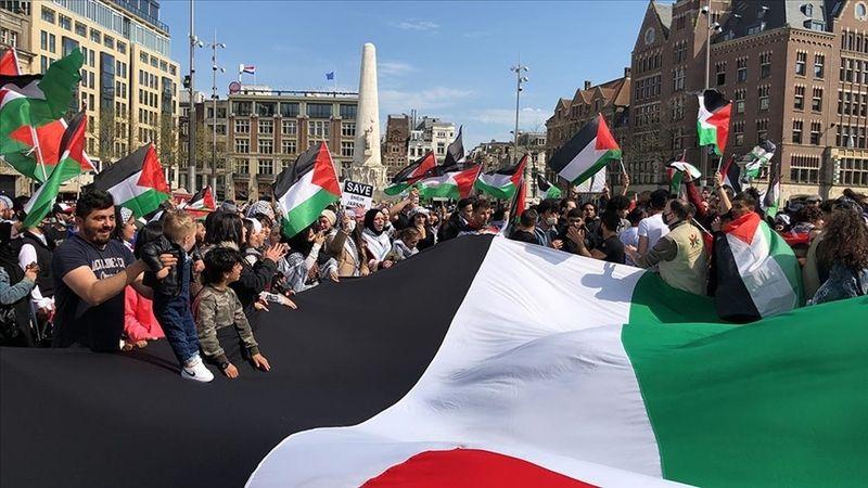 Mescid-i Aksa'daki siyonist saldırıları birçok ülkede protesto edildi