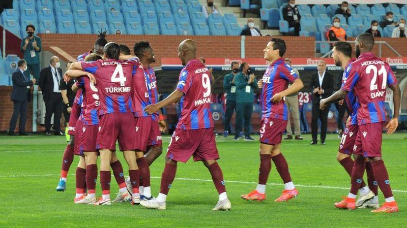 Trabzonspor, UEFA Avrupa Konferans Ligi'nde!