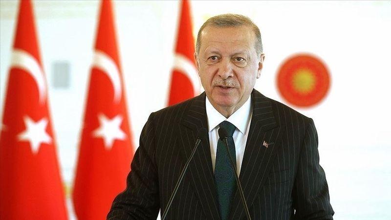 Cumhurbaşkanı Erdoğan, Kral Abdullah ve Şeyh Nevvaf ile telefonda görüştü
