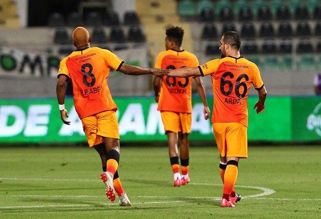 Galatasaray, Denizlispor'u 4-1 mağlup etti