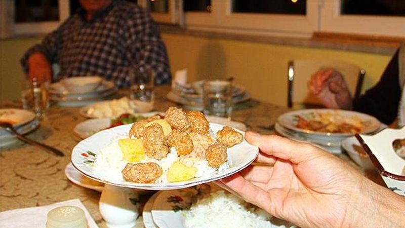 Ramazan-ı Şerif'in son iftarı Edirne'de yapılacak