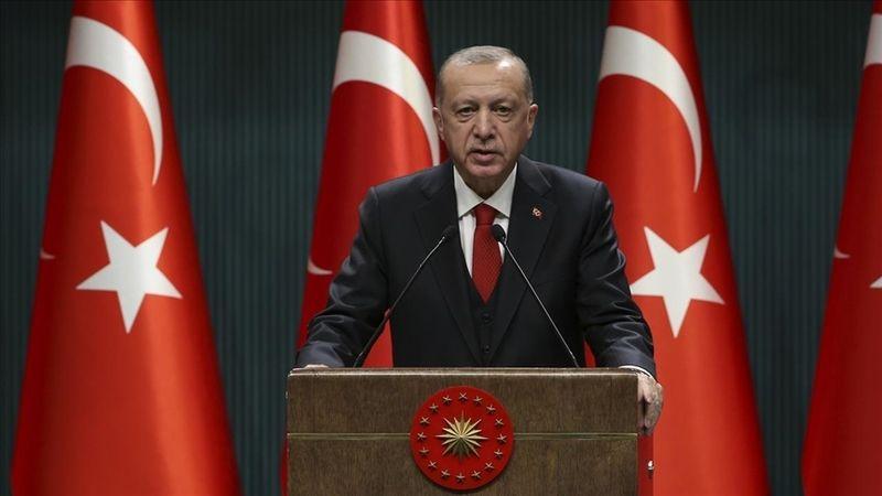 Cumhurbaşkanı Erdoğan; İsrail'in her türlü değere aykırı bu eylemleri, derhal durdurulmalıdır