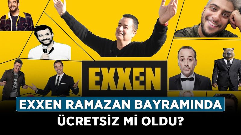 Exxen Ramazan Bayramında ücretsiz mi oldu? 2021 Exxen ücretsiz nasıl izlenir?