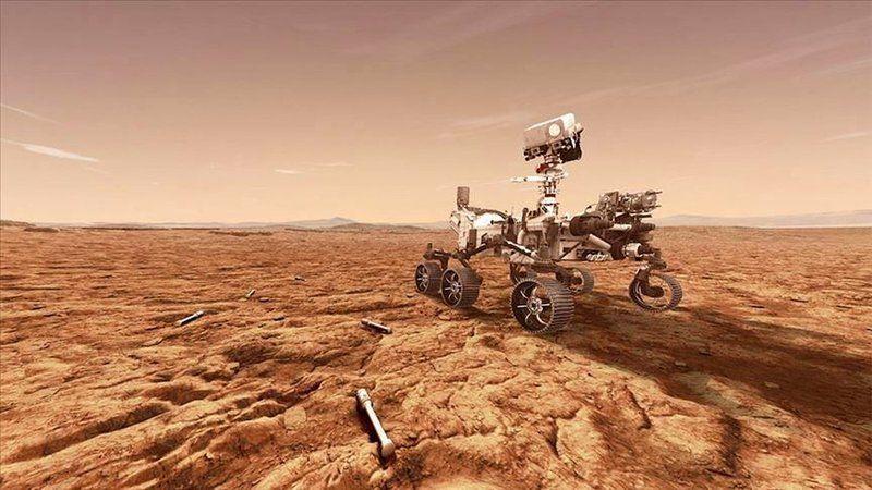 NASA'nın Mars'taki uzay aracı asıl görevine başladı