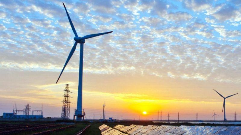 Bakan Dönmez açıkladı: Enerjinin yüzde 52,3'ü yenilenebilir kaynaklardan