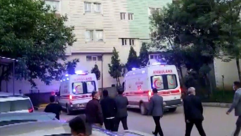 Siirt'te telekomünikasyon şirketi personeli EYP ile saldırı düzenlendi