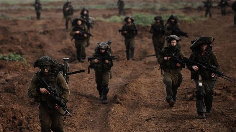 Terör devleti İsrail, Gazze Şeridi'ne kara operasyonu başlattı