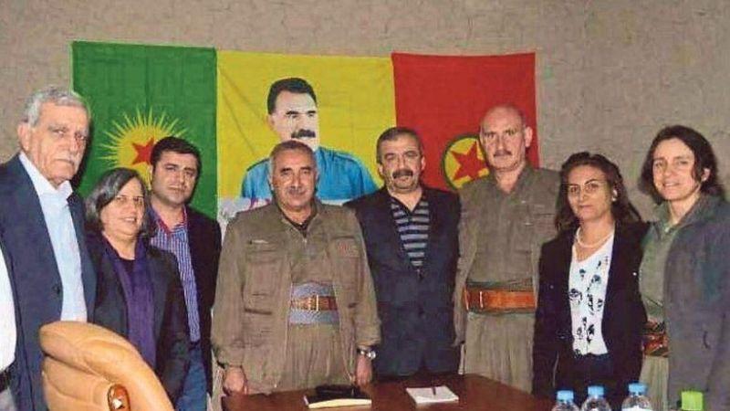 PKK'lı terörist, HDP'nin örgütteki konumunu anlattı!
