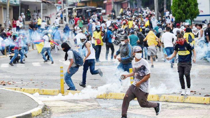 Çatışmaların bitmediği ülke: Kolombiya