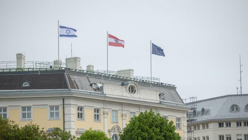 Avusturya'dan terör devleti İsrail'e açıktan destek