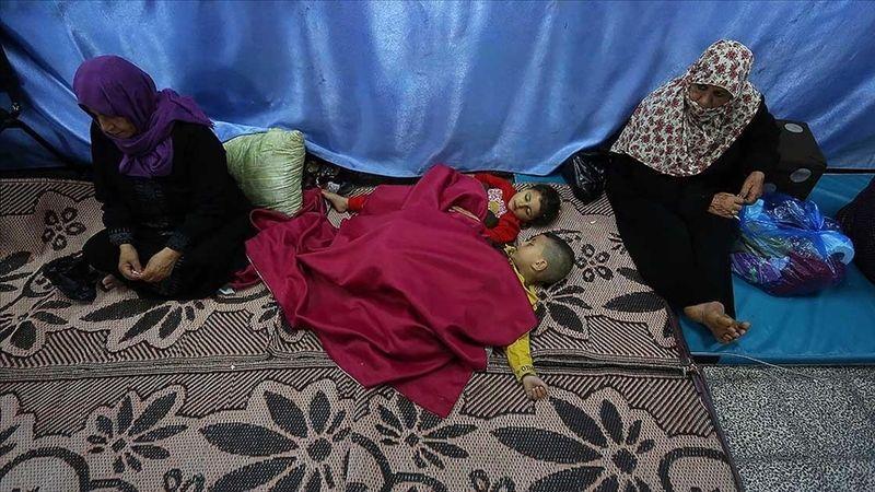 BM:10 bine yakın kişi evini terk etmek zorunda kaldı