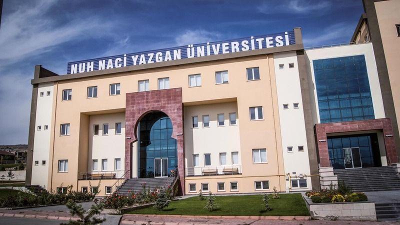 Nuh Naci Yazgan Üniversitesi öğretim görevlisi alacak