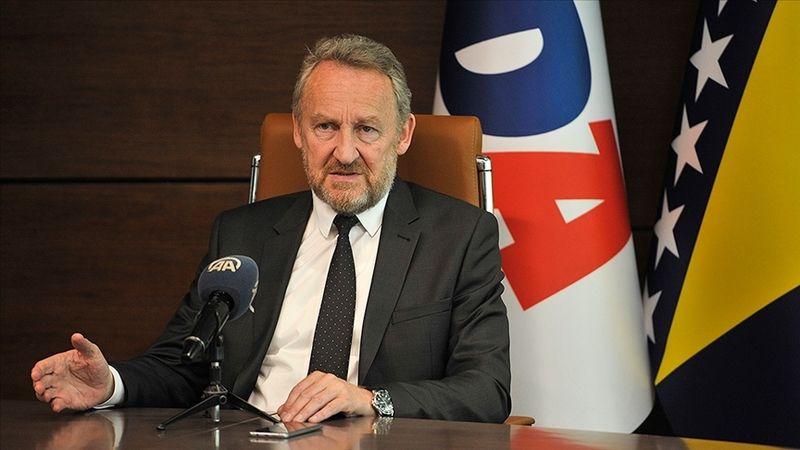 Boşnak siyasetçi İzetbegovic'ten terör devleti İsrail'e tepki: Yıkıntılardan cansız çocuk bedenleri çıkarılıyor!