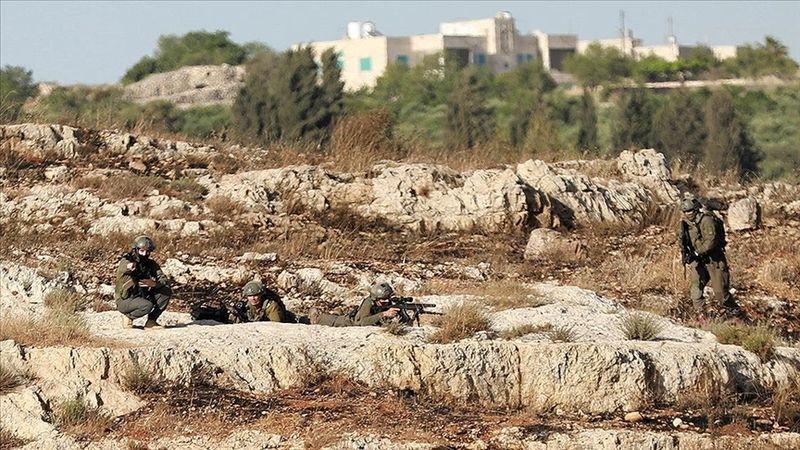 Terör devleti İsrail, Batı Şeria'da bir Filistinliyi şehit etti