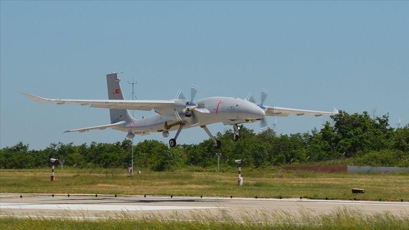 Bayraktar Akıncı S-1 ilk uçuş testini başarıyla tamamladı!